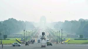 राजधानी में बेहतर हुई हवा