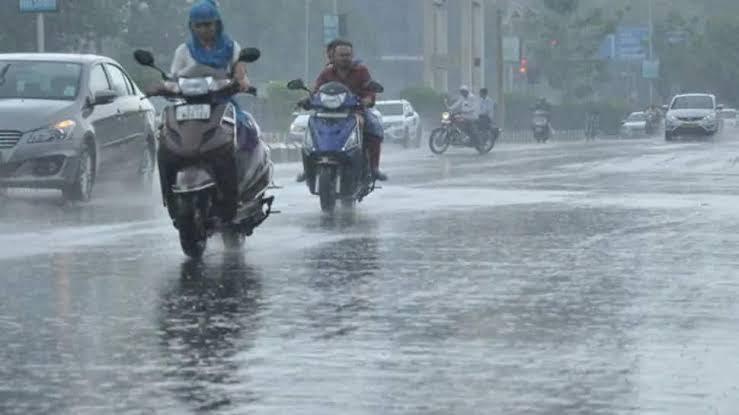 લતીપુરમાં 5 ઇંચ, લૈયારામાં 4 ઇંચ, જામવંથલીમાં 3 ઇંચ વરસાદ