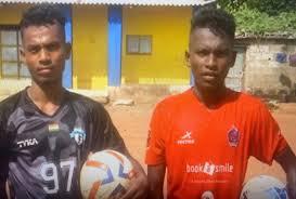 दो भाईयों ने हासिल किया प्रतिष्ठित फुटबॉल क्लब का कॉन्ट्रैक्ट
