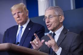 डॉ. फौसी : व्हाइट हाउस में  संक्रमण की असल वजह