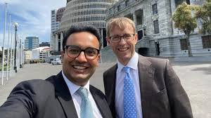 Indian-origin doctor, elected as New Zealand MP, takes oath in Sanskrit