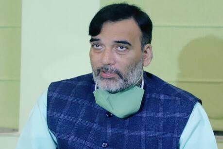 दिल्ली के पर्यावरण मंत्री गोपाल राय कोरोना संक्रमित