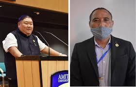 Nagaland chief minister re-allocates portfolios