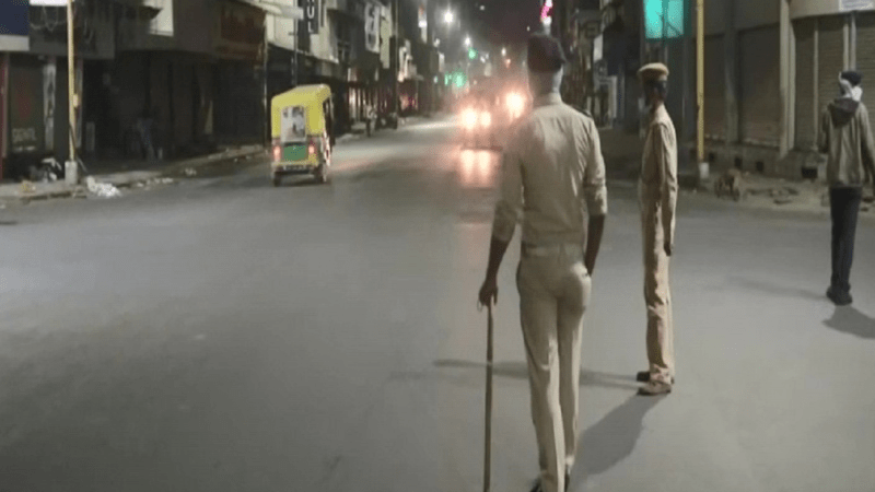 Night curfew imposed in Manipur to check Covid-19 spread