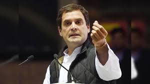 तमिलनाडु में गरजे राहुल गांधी