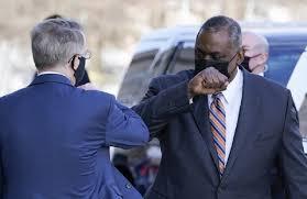 ऑस्टिन बनेंगे पेंटागन के पहले अश्वेत प्रमुख