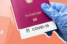 यात्रियों को दिया जाएगा डिजिटल वैक्सीनेशन पासपोर्ट