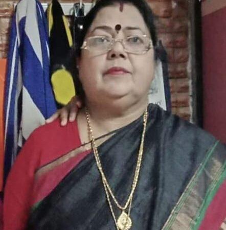 સરડોઈના સેવાભાવી નીતાબેન ત્રિવેદીને જન્મદિવસની શુભેચ્છાઓ