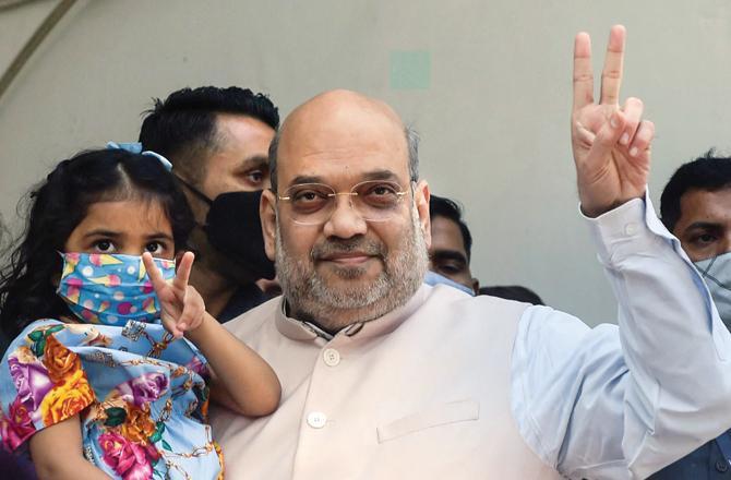 ગુજરાતમાં જીત હવે બંગાળનો વારો : અમિત શાહ