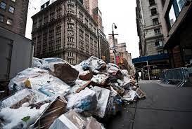 न्यूयॉर्क : हर साल 32 लाख टन से अधिक कचरा