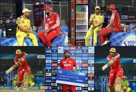मैच के बाद शाहरुख को धोनी का गुरुमंत्र