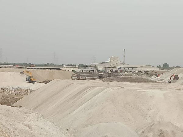 સાંતલપુર મીઠા ઉદ્યોગને વાવાઝોડાથી મોટું નુકસાન થવાની શક્યતા