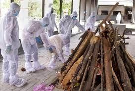 राजधानी में हर 4 मिनट में एक संक्रमित की मौत
