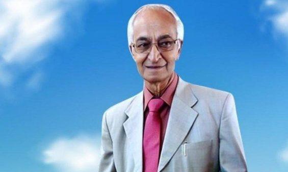 आंखों का पहला राष्ट्रीय बैंक देने वाले डॉक्टर मदन मोहन की कोरोना से मौत
