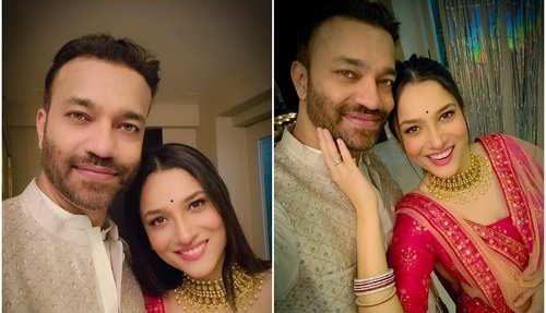 अंकिता लोखंडे ने ब्वॉयफ्रेंड विक्की जैन के लिए लिखा पोस्ट