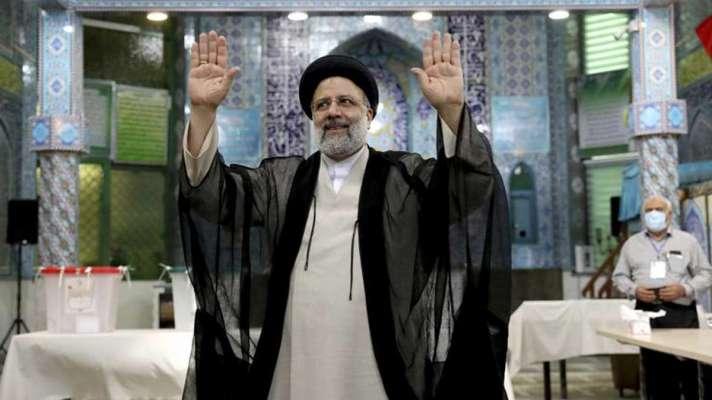 ईरान राष्ट्रपति चुनाव