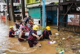 महाराष्ट्र: मानसून की बारिश ने बरपाया कहर