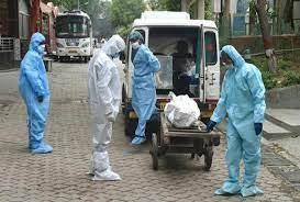 अमेरिकी रिपोर्ट : भारत में कोरोना से करीब 50 लाख मौतें
