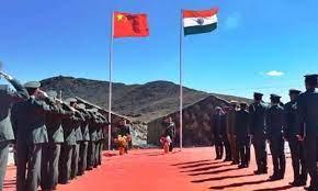 भारत-चीन के बीच 13वें दौर की वार्ता हुई शुरू