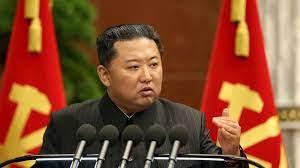 किम जोंग ने एक बार फिर दागी मिसाइल